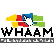 Whaam - Web Healt Application for ADHD Monitoring